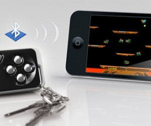 iMpulse Wireless Game Controller Fits on Your Keychain