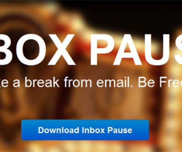 Inbox Pause Keeps Emails Out of Your Inbox