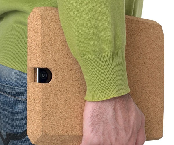 pomm Uncorks the iPadCorkCase