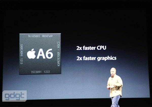 iphone 5 a6 cpu