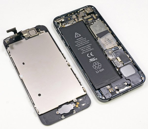iphone 5 teardown 2