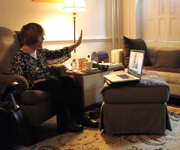 Kinect Hack Helps Disabled Mom Send Email