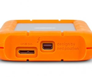 LaCie Portable Thunderbolt SSD: Fasted Rugged HD Available?
