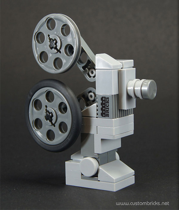 lego movie projector