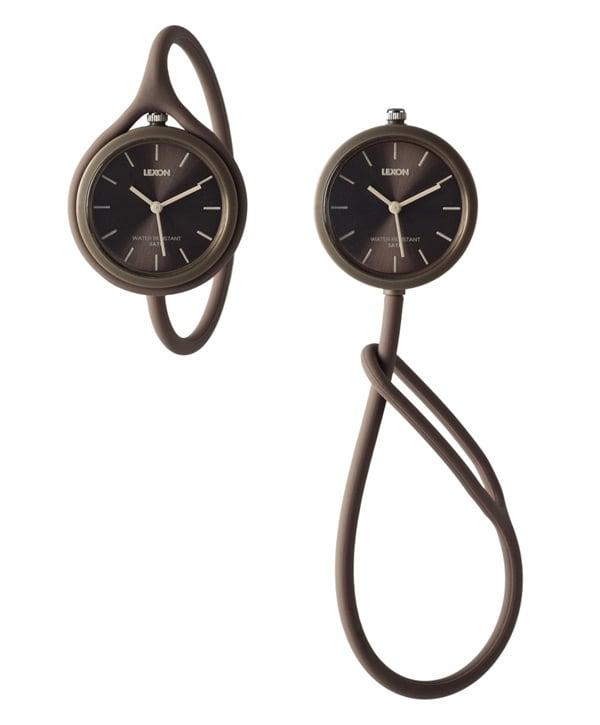 lexon take time mathieu lehanneur watch timepiece analog