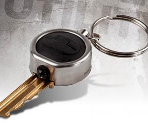 Locklite LED Key Attachment Unlocks the Dark