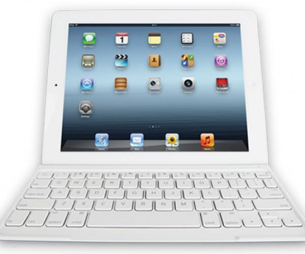 Logitech Ultrathin iPad Keyboard Now Matches White iPads