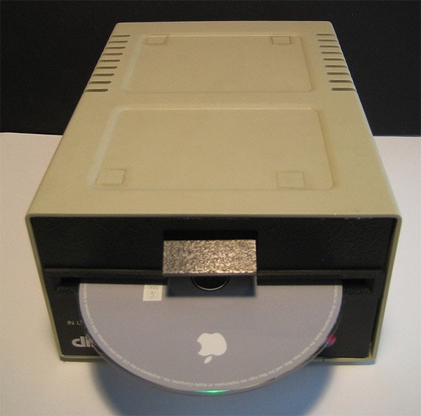 mac mini floppy drive