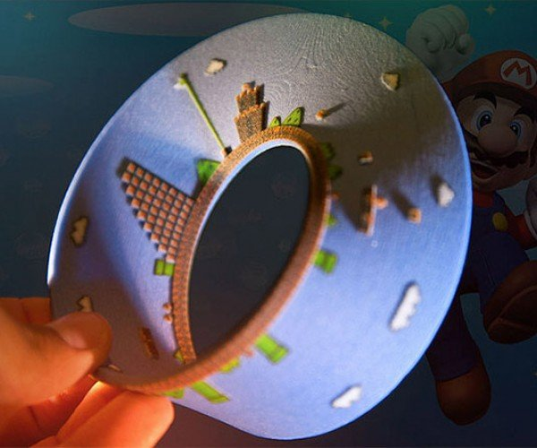 Super Mario Bros. Möbius Strip: Your Princess is Always in Another Castle