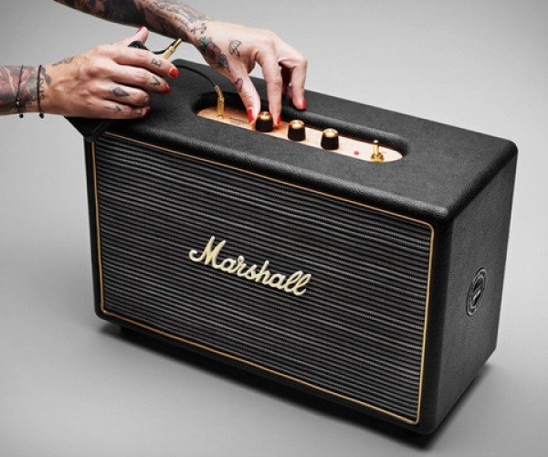 Marshall Hanwell Speakers: Rock and Roll for the Masses