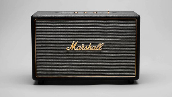 marshall hanwell audio speaker home iphone