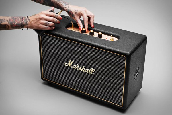 marshall hanwell audio speaker home