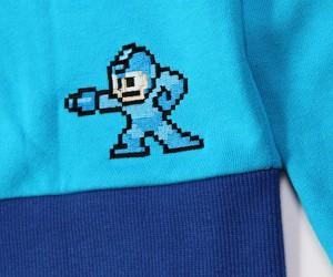 mega man rockman hoodie 4