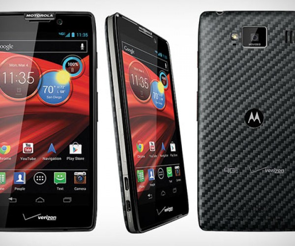 Motorola Droid RAZR MAXX HD: Battery Life to the MAXX