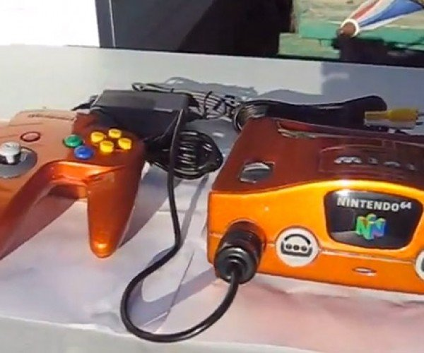 Nintendo 64 Mini Mod: N64 Gets Hit by Shrink Ray!