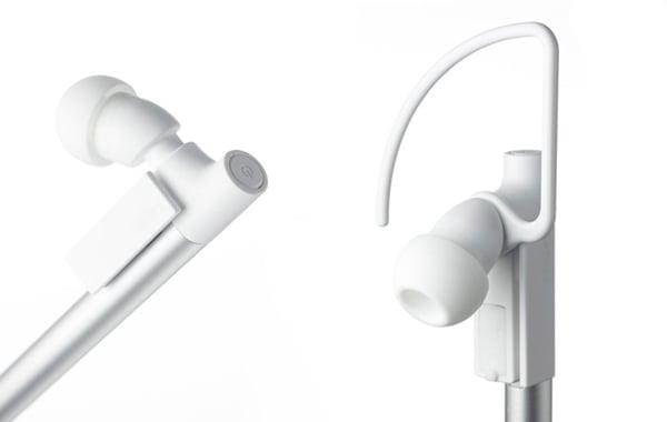 nendo logitec bluetooth stylo headset japan