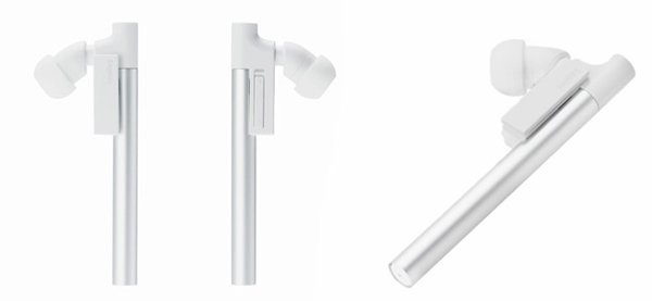 nendo logitec bluetooth stylo headset japan