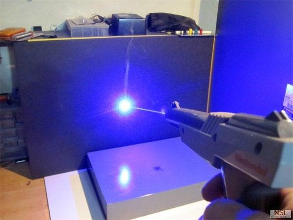 nes laser zapper