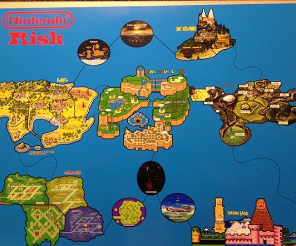 nintendo risk board game