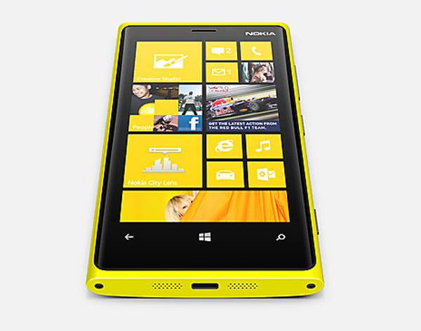 nokia lumia 920 smartphone windows 8 hd