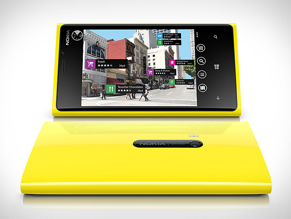 nokia lumia 920 smartphone windows 8 hd