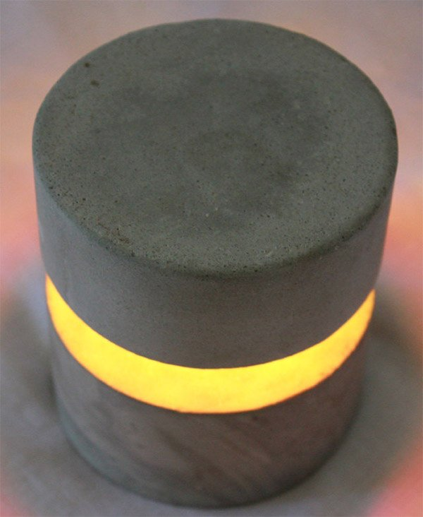 o lite concrete led lamp 2