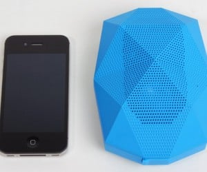 Outdoor Technology Turtle Shell: Speaker in a Half-Shell