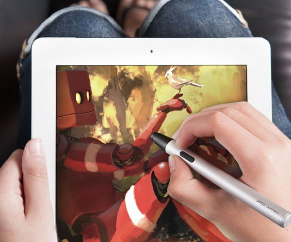 Pogo Connect iPad Pressure Sensitive Stylus Price and Release Date Announced