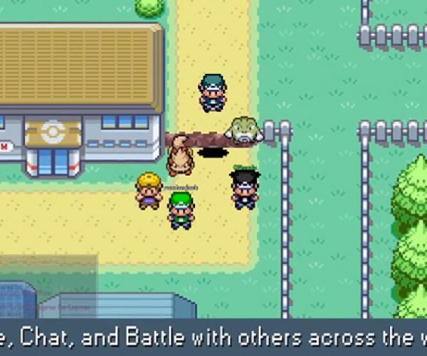 PokéMMO: The Very Best MMO?
