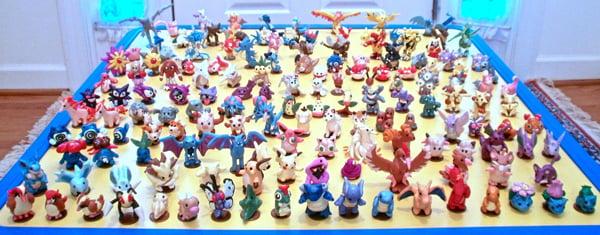 pokemon clay pennymon
