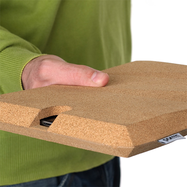 pomm cork ipad case