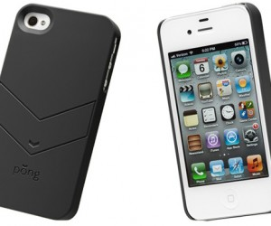 Pong iPhone Anti-Radiation Case Won't Protect You from Being Nuked