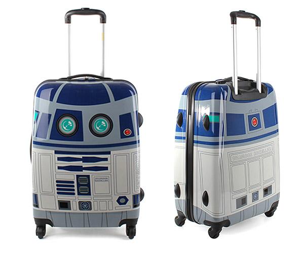 r2 d2 suitcase