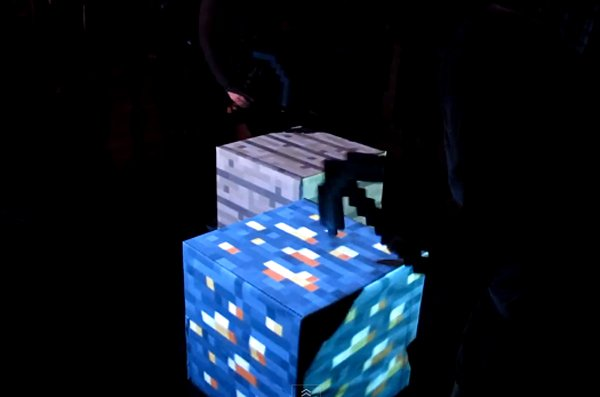 real life minecraft blocks by ben purdy