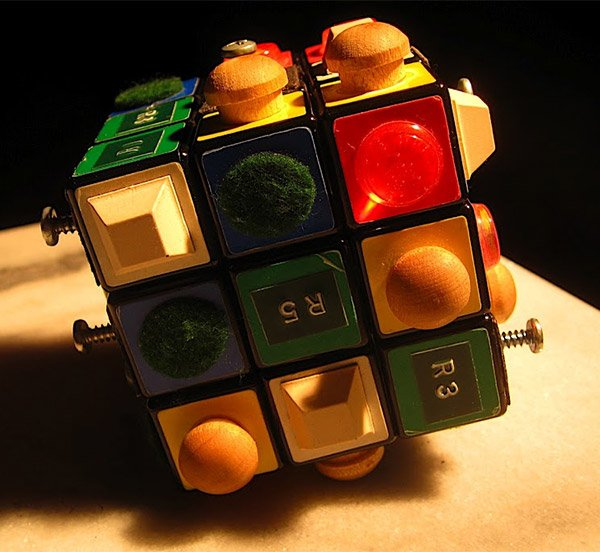 rubiks cube for blind 2