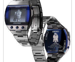 Seiko Star Wars Watches: Force Time!