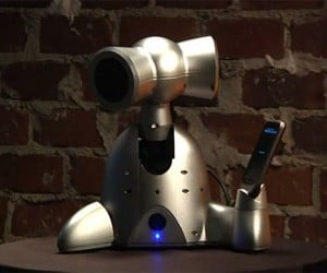 Shimi Dancing Robot for the iPhone Hits Kickstarter