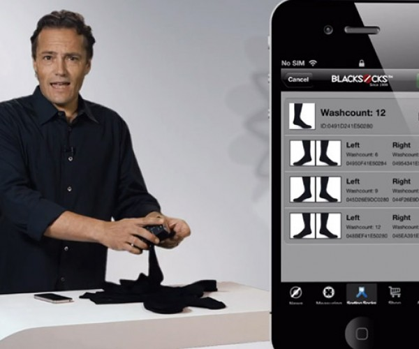 Never Lose a Sock Again With Smarter Socks