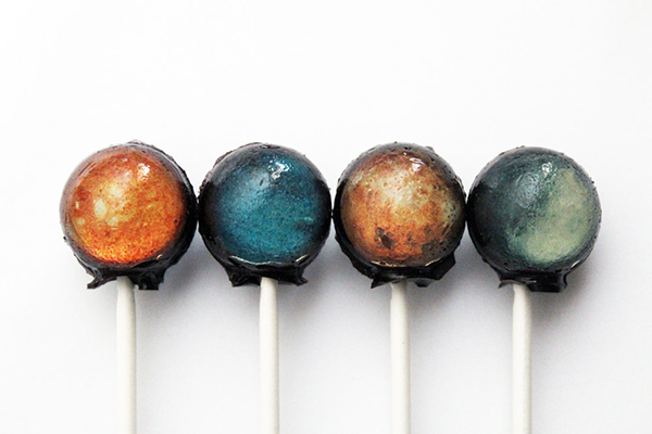 solar system lollipop by vintage confections 2