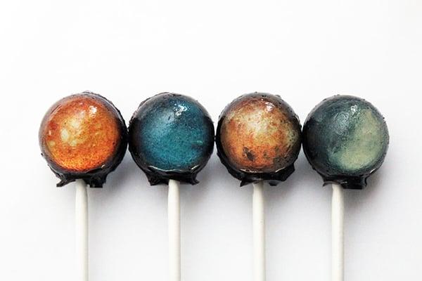 solar system lollipop by vintage confections 2