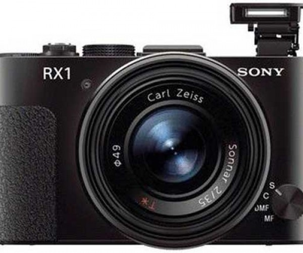 Sony RX1 Camera Pics and Details Leak