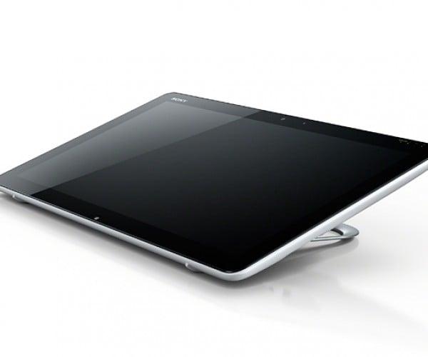 Sony Vaio Tap 20: Desktab PC