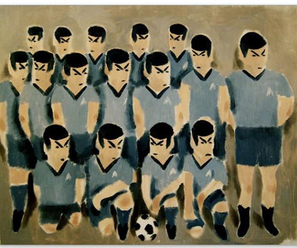 Spock + Soccer = Spocker?