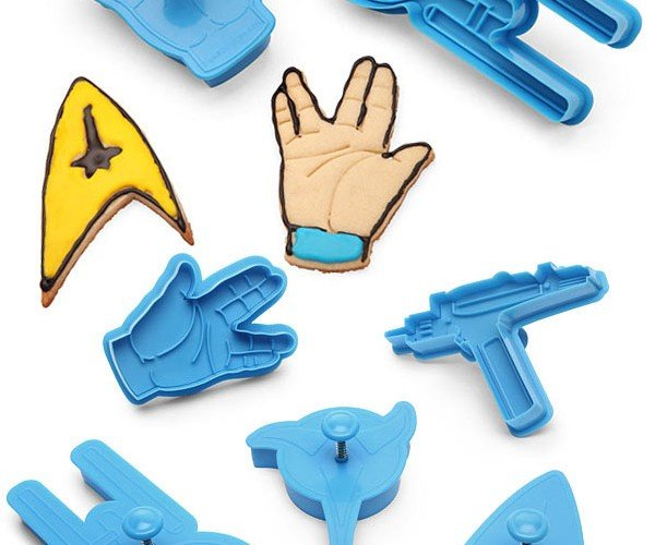 Star Trek Cookie Cutters: I'm a Doctor, Not a Pastry Chef, Jim!