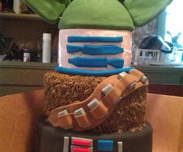 Epic Star Wars Cake is Epic