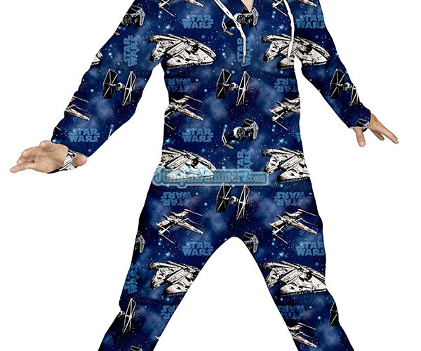 Adult Star Wars Pajamas Are Just the Thing for Luke Sleepwalker