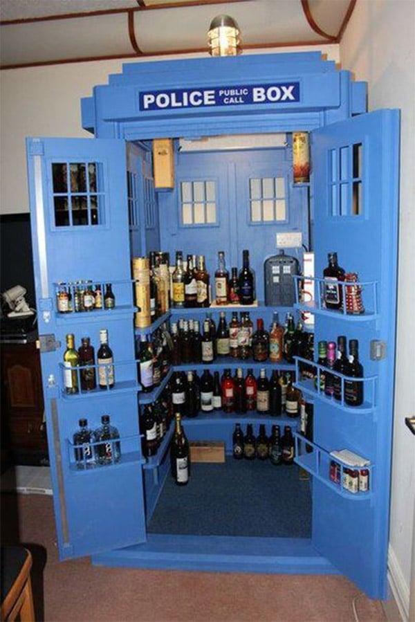 tardis_liquor_cabinet