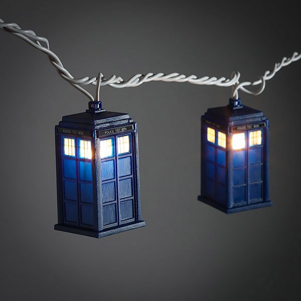 tardis string lights 1