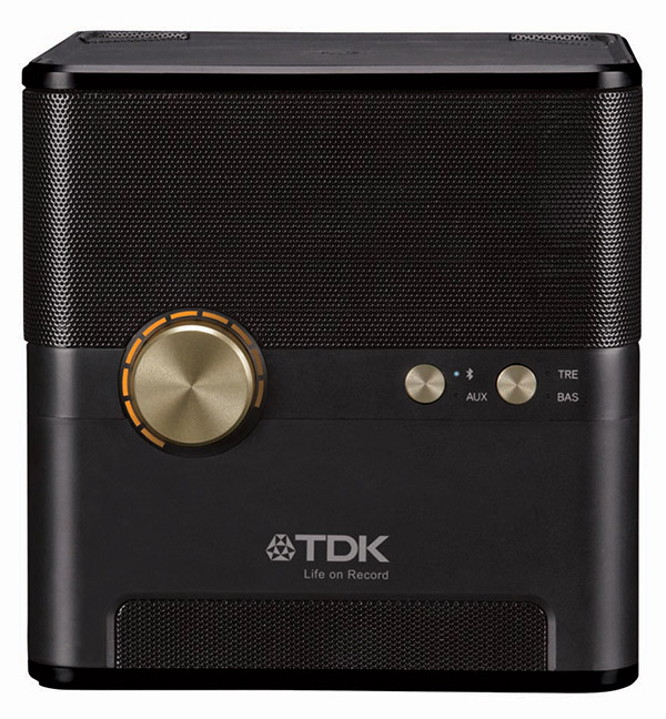 tdk wireless charging speaker 2