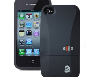 thumbsUp! Dual SIM Card Case for iPhone 4/4S: Switching Made Easy